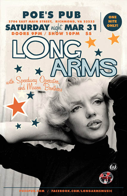 Rob Sheley - Posters - Long Arms Poster 8